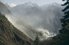 Wind erosion Kalopani Nepal - Nepal - Wikipedia, the free encyclopedia Himalaya, Asia, Nepal Trekking, Largest Countries, Places To See, Portal, Trail, Tours, Continents