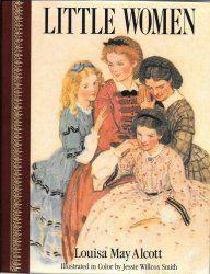 Little Women: Children's Classics by Louisa May Alcott 1998 HC $5.00 FS