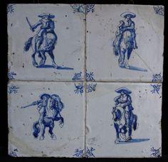 old delft tiles