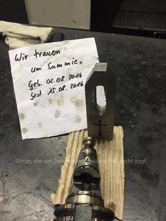 Werkzeugzerstörer sind das Schlimmste!