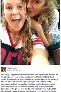 21 Times Taylor Swift Changed Her Fans' Lives