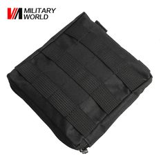 Military Hunting Tactical Molle Vest Accessory Waist Bag Airsoft Military Combat Uility Tool Pouch Army Travel Medicial Bag