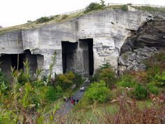 Previous Episcopal quarry of Fertőrákos near Lake Neusiedl, County Győr-Moson-Sopron / Hungary Places Around The World, Around The Worlds, Heart Of Europe, Homeland, Hungary, Earth, Architecture, Nature, Summer