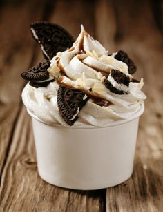 5 Minute Super Simple Oreo Ice Cream Sundae This delicious Oreo  Mein Blog: Alles rund um Genuss & Geschmack  Kochen Backen Braten Vorspeisen Mains & Desserts!