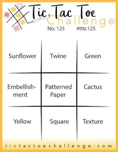 Up For The Challenge, Tic Tac Toe, You Are Invited, Penny Black, Card Maker, Card Sketches, Copics, I Card, Stampin Up