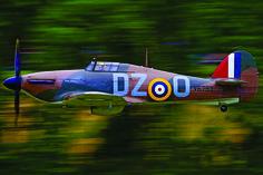 Hawker Hurricane Mk XII V6793-Harry Measures