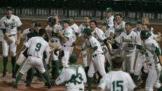 5dcddf8ad883d Watch Tulane baseball team react to 1st NCAA Regional berth since 2008