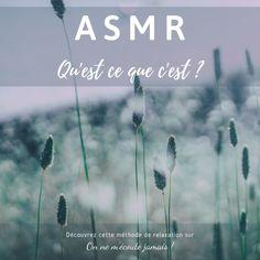 asmr, ASMR : Qu'est