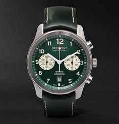 Bremont - ALT1-Classic/GN Automatic Chronograph Watch- $5,900.00