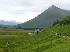 Walking Scotland On The West Highland Way