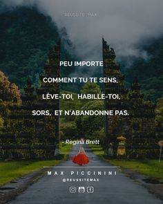 ReussiteMax 💥 Hvis du vil have succes i livet, skal du allerede starte … Positive Affirmations, Positive Quotes, Motivational Quotes, Inspirational Quotes, Citation Pinterest, Daily Quotes, Life Quotes, Image Club, Word Sentences