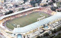 Estádio Raulino de Oliveira - Volta Redonda (RJ) - Capacidade: 20,3 mil - Clube: Volta Redonda