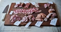 Hudson Valley CHARCUTERIE — RAVEN & BOAR #EastChatham #NewYork #USA