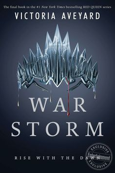 May 15th, 2018....can't wait ! Literally screaming my head off ! http://ew.com/books/2017/11/14/victoria-aveyard-war-storm-reveal/