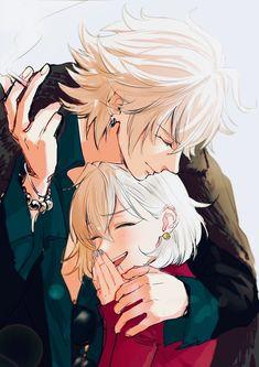 Girls Anime, Anime Couples Manga, Cute Anime Boy, Cute Anime Couples, Anime Art Girl, Anime Manga, Anime Guys, Character Art, Character Design