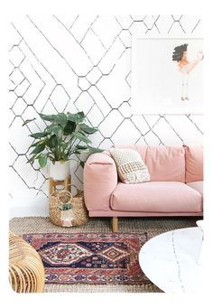 Living Room Decor. B