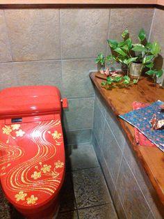 BIDOCORO 納入事例 宇都宮 海鮮飲食店 海蔵県庁前店様に 朱赤の行 納品