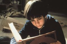Barret Oliver as Bastian in The Neverending Story