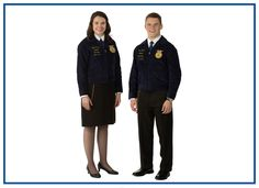 How To Wear Your Official Dress Ffa Official Dress, Official Dresses, School, How To Wear, Jackets, Clothes, Fashion, Down Jackets, Outfits
