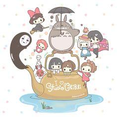 I ♡ Studio Ghibli