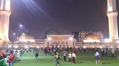 Bandung - PEKA- .Kepolisian Sektor Regol, Kota Bandung memastikan isu menara Masjid Raya Bandung Jawa Barat akan roboh merupakan berita b...