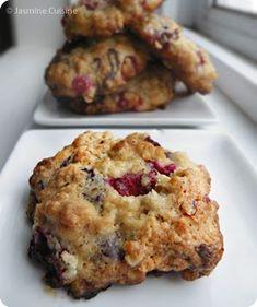 Desserts With Biscuits, Dessert Biscuits, Diet Biscuits, Dessert Weight Watchers, Biscuit Cookies, Just Desserts, Granola, Cookie Recipes, Muffins