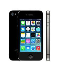 Apple iPhone 4S 8GB - Black