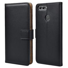 Amazon.com: Huawei P Smart Phone Case 2018 PU Leather Wallet Case with Card Holder for Huawei P Smart Folio Flip Magnetic Closure Phone Protective Case Cover with Stand Function: Gateway