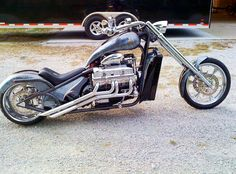 V8 Chopper !