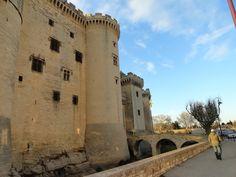 Le château de Tarascon France www.chasseurdebien.com