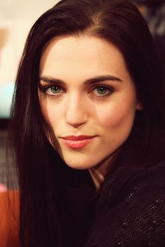 "Katie McGrath. ""Just interesting women. They don't have to be extraordinary, just someone who catches your attention. I tend not to be drawn to the good guys – the bad ones are more interesting; why are they bad? What's brought them to this point? Will they ever become good? Maybe because I'm a goody two shoes in real life, it's nice to play that."""