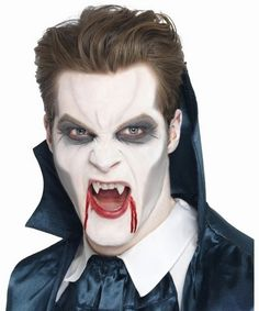 halloween make up ideas for men dracula make up and costume