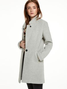 Scotch & Soda Coats For Women, Clothes For Women, Scotch Soda, Wool Coat, Capsule Wardrobe, Mantel, Cool Style, Blazer, Jackets
