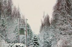 Kiia Innanmaa: Snowy shots