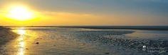 awesome Fotografie »Meerbild 4«,  #Inselbilder #Juist #Sonnenuntergang