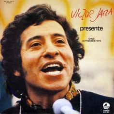Víctor Jara: Presente (1975) Victor Jara, Rock And Roll, Musicians, Cool Pictures, Writer, Bohemian, Singer, Homes, America