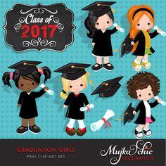 Imágenes Prediseñadas de la graduación. Gráficos de graduación