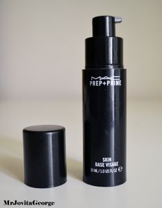 MAC Prep Prime Skin Base Visage Face Primer Review