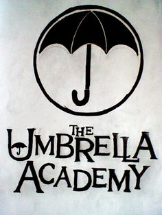 Umbrella Academy logo by foucake13 on DeviantArt