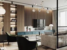 MDA Architects on Behance Apartment Interior, Apartment Design, Interior Design Living Room, Living Room Designs, Luxury Interior, Modern Interior Design, Living Room Modern, Living Room Decor, Home Office Design