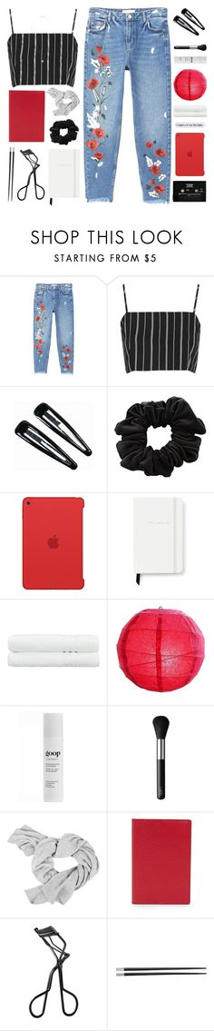 """RED IS THE COLOR OF PASSION"" by expresng ❤ liked on Polyvore featuring MANGO, Topshop, Clips, American Apparel, Apple, Kate Spade, Linum Home Textiles, LumaBase, NARS Cosmetics and The Cambridge Satchel Company"