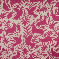Otomi Embroidered