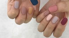 Matte Grey Acrylic Nails With Glitter, Red Matte Nails With Gems during Nail Care Spa Conyers Ga 30013 every Nyx Matte White Nail Polish either Mary Kay Advanced Nail Care System Kit Nail Design Stiletto, Nail Design Glitter, Fall Acrylic Nails, Autumn Nails, How To Do Nails, Fun Nails, Manicure, Nagel Hacks, Fall Nail Colors