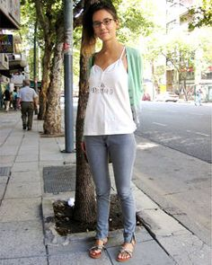Summer Fashion – Browse Buenos Aires Street Fashion Photos - ELLE