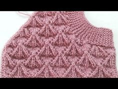10 Free Knitting Pattern For Cherry Ideas Crochet Yarn, Crochet Stitches, Knit Crochet, Knitting Designs, Knitting Patterns, Diy Tops, Lace Scarf, Free Knitting, Sewing
