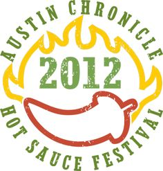 Hot Sauce Festival in August? Sounds about right. Can't wait.