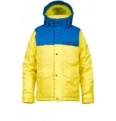 Like the Swiss Army Knife of jackets, the new Titan Jacket features a do-it-all design that stands strong on and off the mountain. The strategic warmth and rugged waterproofing offer you reliable on-piste performance while the bold, colourful style works equally well with your snow pants or your jeans.   Whether it's fit, fabric or function, Burton is constantly improving its products to keep up with your lifestyle. What will you think of next? Burton Ski, New Titan, Stand Strong, Ski Fashion, Snow Pants, Sport, Swiss Army, How To Better Yourself, Colorful Fashion