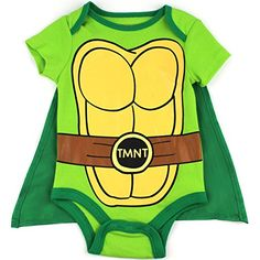 TMNT Infant Green Bodysuit with Cape (3M) Nickelodeon http://www.amazon.com/dp/B00L3K4F3Y/ref=cm_sw_r_pi_dp_gVWWtb1HF6MAYF33