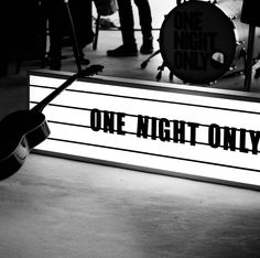 Burberry Presents the new eyewear campaign featuring British Band One Night Only