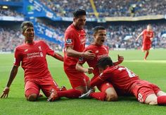'Magic' man Philippe Coutinho leads the way for #LFC against Chelsea